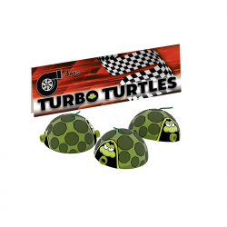 Turbo Turtles online kaufen by Pyrographics Feuerwerk, deutschlands Feuerwerkshop Nr.1