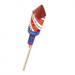 Wunschrakete XL von Lesli online kaufen by Pyrographics Feuerwerk, deutschlands Feuerwerkshop Nr.1