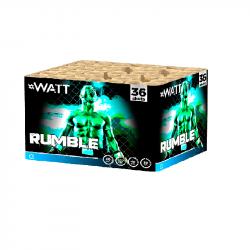 Rumble von Watt/Volt Fireworks online bestellen by Pyrographics Feuerwerkan 365 Tage im Jahr
