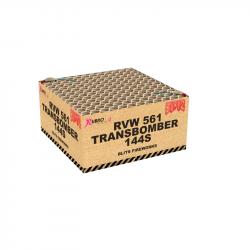 Rubro Transbomber exclusiv online bestellen by Pyrographics Feuerwerkan 365 Tage im Jahr