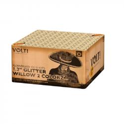 Glitter Willow 2 Colorz von Volt jetzt online bestellen im Pyrographics 365 Tage Feuerwerkshop