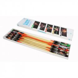 Argento - Titanium Rockets online kaufen im Pyrographics 365 Tage Feuerwerkshop