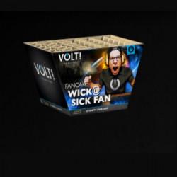 Wicked Sick Fan von Volt Fireworks - Feuerwerk online kaufen - Pyrographics Feuerwerkshop
