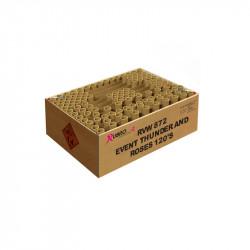 Event Thunder and Roses von Rubro Fireworks - Feuerwerk online kaufen an 365 Tage im Jahr Pyrographics Feuerwerk
