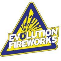 Evolution Firework Kategorie Logo für im Pyrographics Feuerwerk Onlineshop