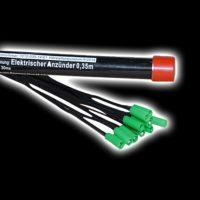 Blackboxx – Elektrische Anzünder 0,35m (10er Röhrchen)